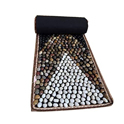 Amazon.com: XLanY Pebbles - Cojín de masaje reflexología ...