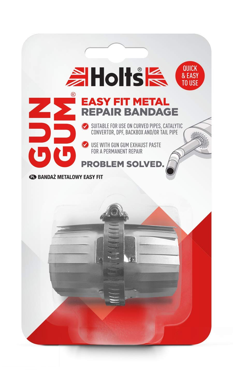Honeywell Holts 204415 Gun Gum - Pasta de reparación para tubos de escape: Amazon.es: Coche y moto