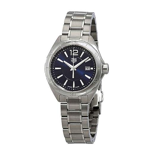 TAG Heuer Formula 1 Reloj de Mujer Cuarzo 32mm Correa de Acero WBJ1412.BA0664: Amazon.es: Relojes