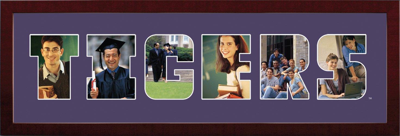 Campus Images NCAA LSU Tigers Spirit Collage Frame