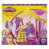 Play Doh Disney Princess Design a Dress Boutique - Belle and Rapunzel by Play Doh