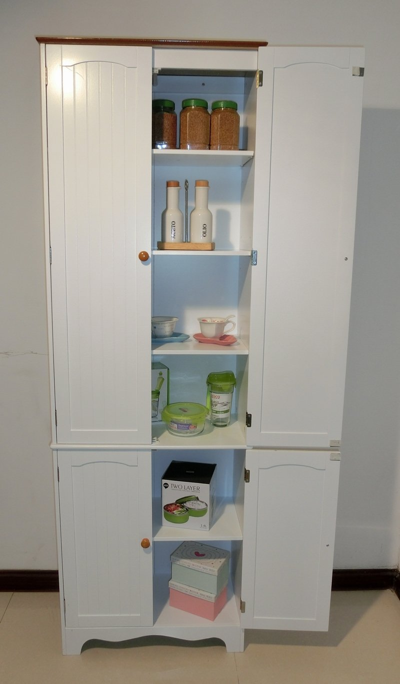 in satin bay white assembled hampton kitchen cabinets pantry x sw p utility cabinet