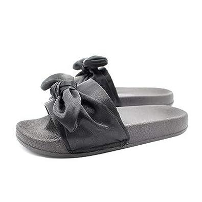 Amazon.com | Women Slippers Zapatos Mujer Anti-Slip Summer ...