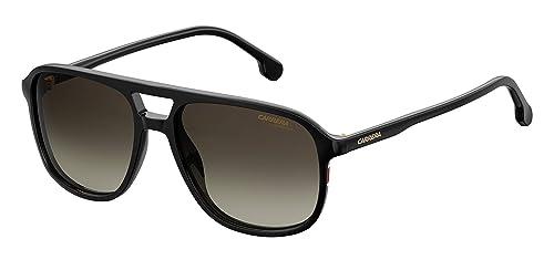 b8b4ea48f7 Carrera 173/s Gafas de sol para Hombre, Black, 56 mm: Amazon.com.mx ...