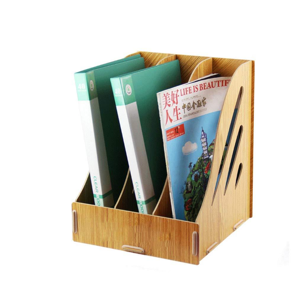 Dateiracks Feilenhalter Einfache Aufbewahrungsbox für Bücherregale (Farbe   D) B07PK3T2SF |  Neuer Markt