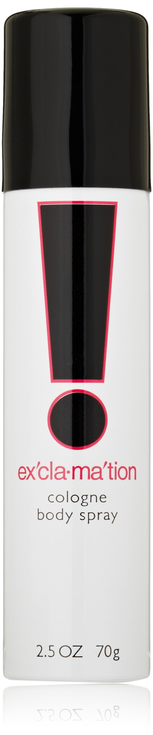 Amazoncom Exclamation By Coty For Women Cologne Spray 17 Oz
