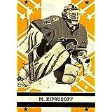 Miikka Kiprusoff Hockey Card 2011-12 O-pee-chee Retro #300 Miikka Kiprusoff