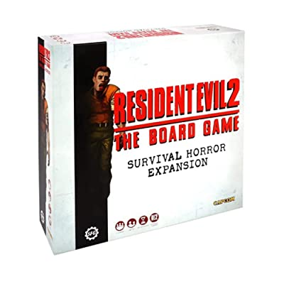 Steamforged Games Resident Evil 2: Survival Horror Expansion: Toys & Games