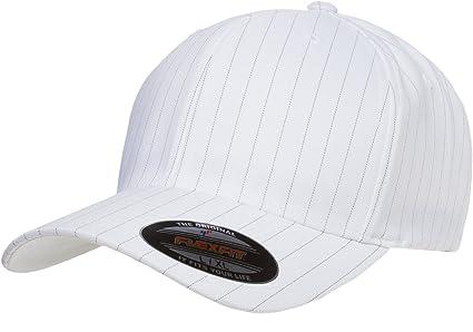 c403b832a7560 Image Unavailable. Image not available for. Color  Original Flexfit  Pinstripe Hat ...
