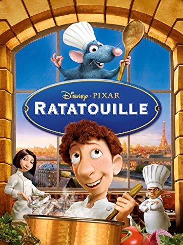 Ratatouille - Movie Ratatouille Dvd