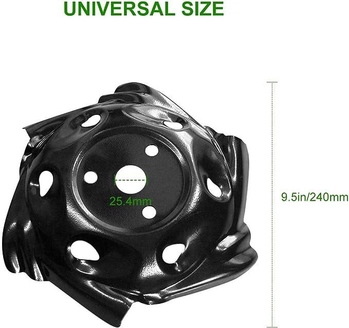 Amazon.com: WICHEMI - Cabezal universal para desbrozadora de ...