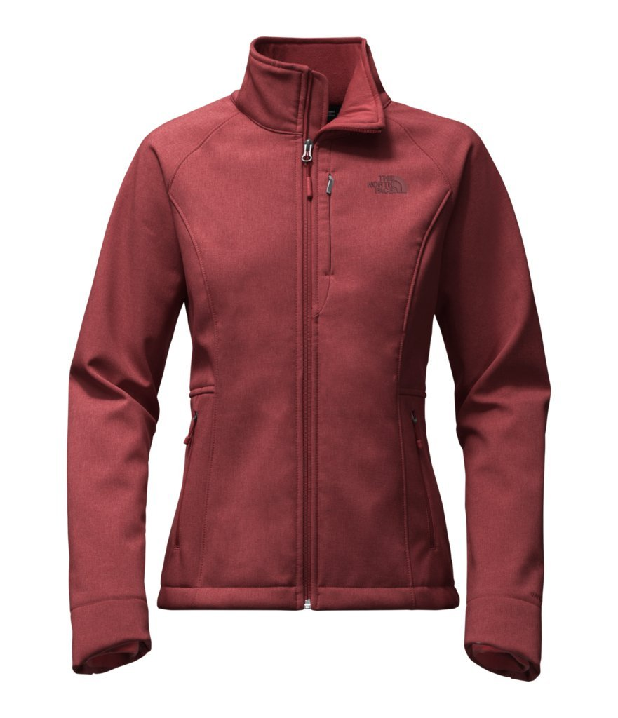 The North Face Women's Apex Bionic 2 Jacket - Barolo Red Heather - S (Past Season)