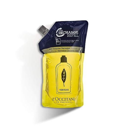 L'Occitane Verbena Shower Gel with Organic Verbena