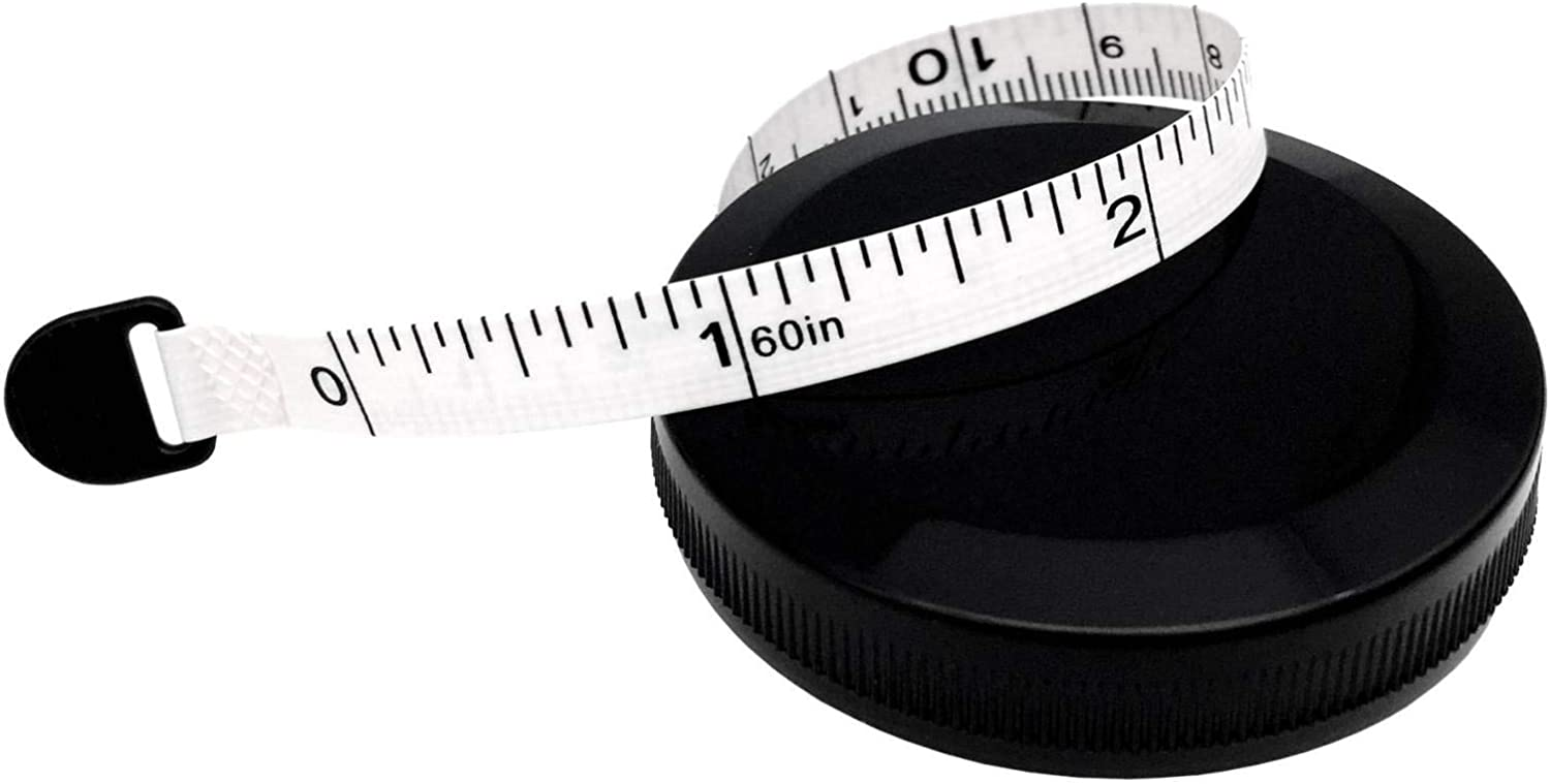 magic retractable body measuring ruler sewing cloth tailor tape measure too KY
