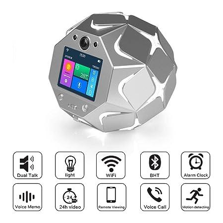 OMLTER WiFi Conexión Inteligente Casa Seguridad Cámara Casa ...