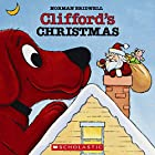 Clifford's Christmas Audiobook by Norman Bridwell Narrated by Stephanie D'Abruzzo
