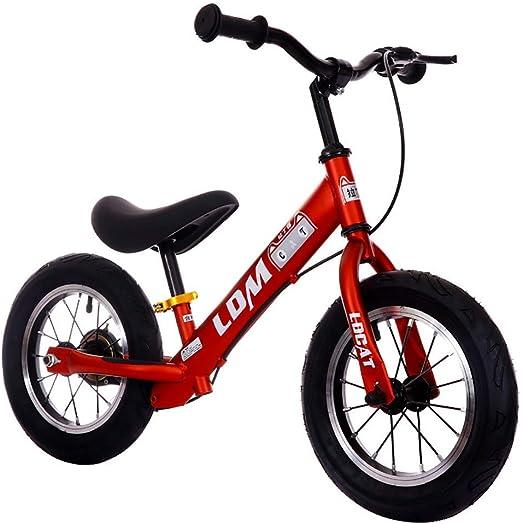 WYX Bebé Equilibrio Bicicleta, niños no Pedal Scooter al Aire ...