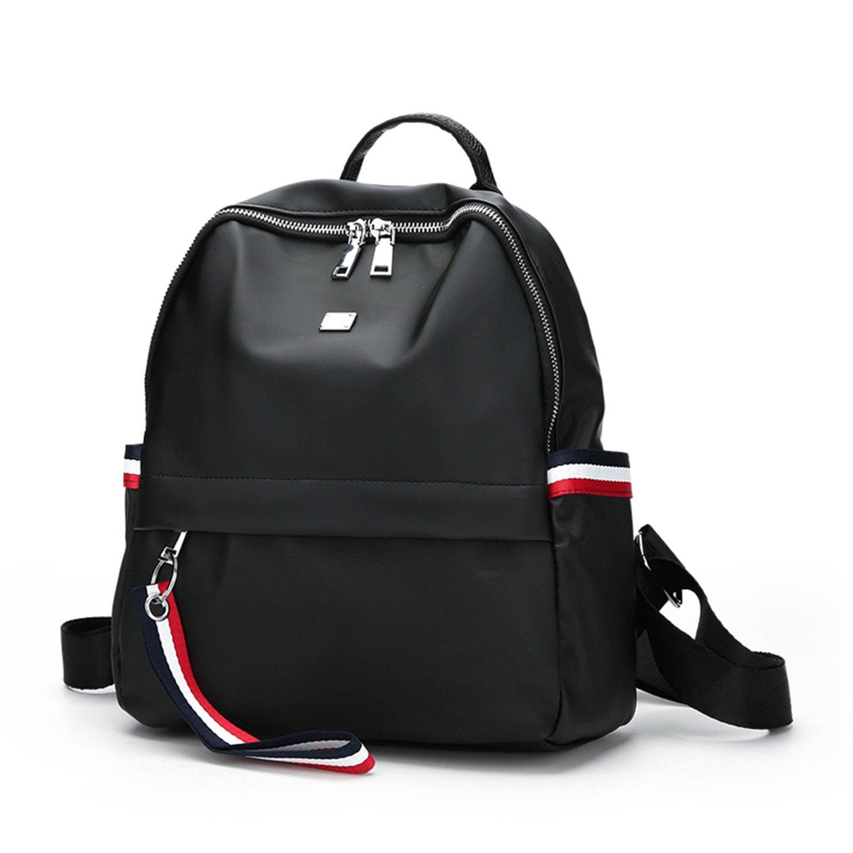 Amazon.com: Melissa Wilde Brand Fashion Feminina Mujer Mochila Women Female Backpack Nylon School Girls Teenagers Bag Female Casual Travel Bag Black: Shoes