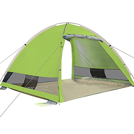 G4Free Outdoors Large Pop Up Beach Tent Instant Easy Up Cabana Large 3-4 Person  sc 1 st  Amazon.com & Amazon.com: G4Free Outdoors Large Pop Up Beach Tent Instant Easy Up ...