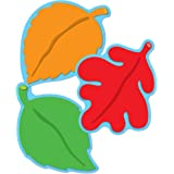 Carson Dellosa – Leaves Colorful Cut-Outs, Fall Classroom Décor, 36 Pieces, Assorted Designs
