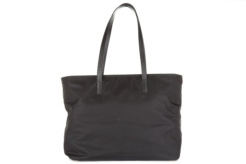 c4b892b97182dd Prada women's Nylon shoulder bag original robot black: Amazon.co.uk: Shoes  & Bags