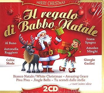Regali Di Babbo Natale.Vari Il Regalo Di Babbo Natale Il Regalo Di Babbo Natale Amazon Com Music