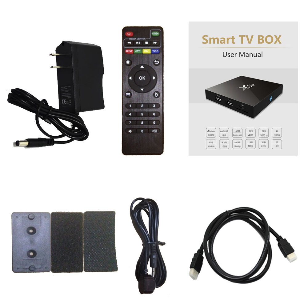 Forart X96 Android Tv Box