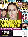 Angelina Jolie & Brad Pitt l Mariah Carey l Jennifer Lopez & Drake l Emma Stone - January 23, 2017 OK!