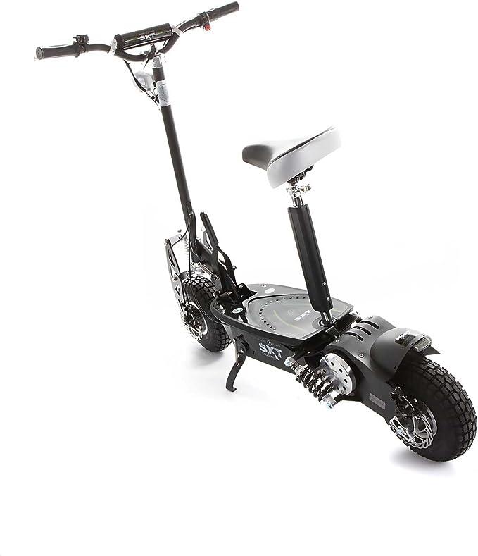 SXT Scooter Sxt 1000Turbo Monopattino Elettrico Unisex adulto, Nero