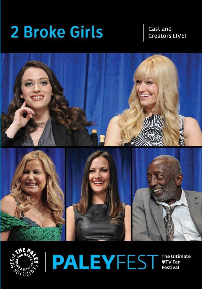 Amazon com: 2 Broke Girls: Cast and Creators Live at
