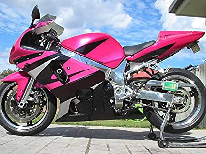Amazon com: Moto Onfire Glossy Knockout pink Injection Mold