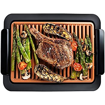 Amazon.com: Philips Smoke-less Indoor Grill HD6371/94: Kitchen & Dining