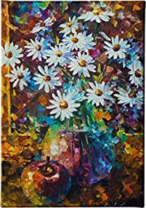 Decoration Space Unframed Portrait Canvas - 75 - Multi Color - 40X60 CM