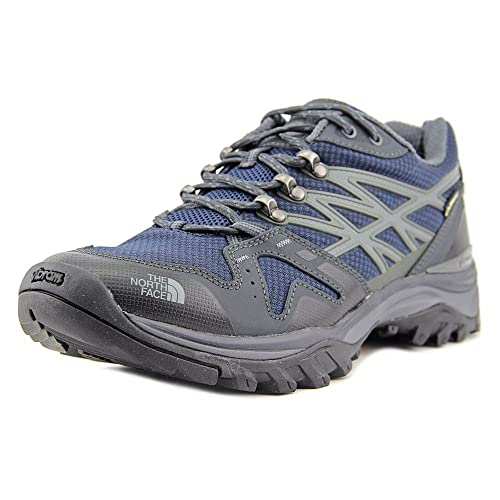 The North Face Hedgehog Fastpack GTX Shoe Men's Cosmic Blue/Zinc Grey 7