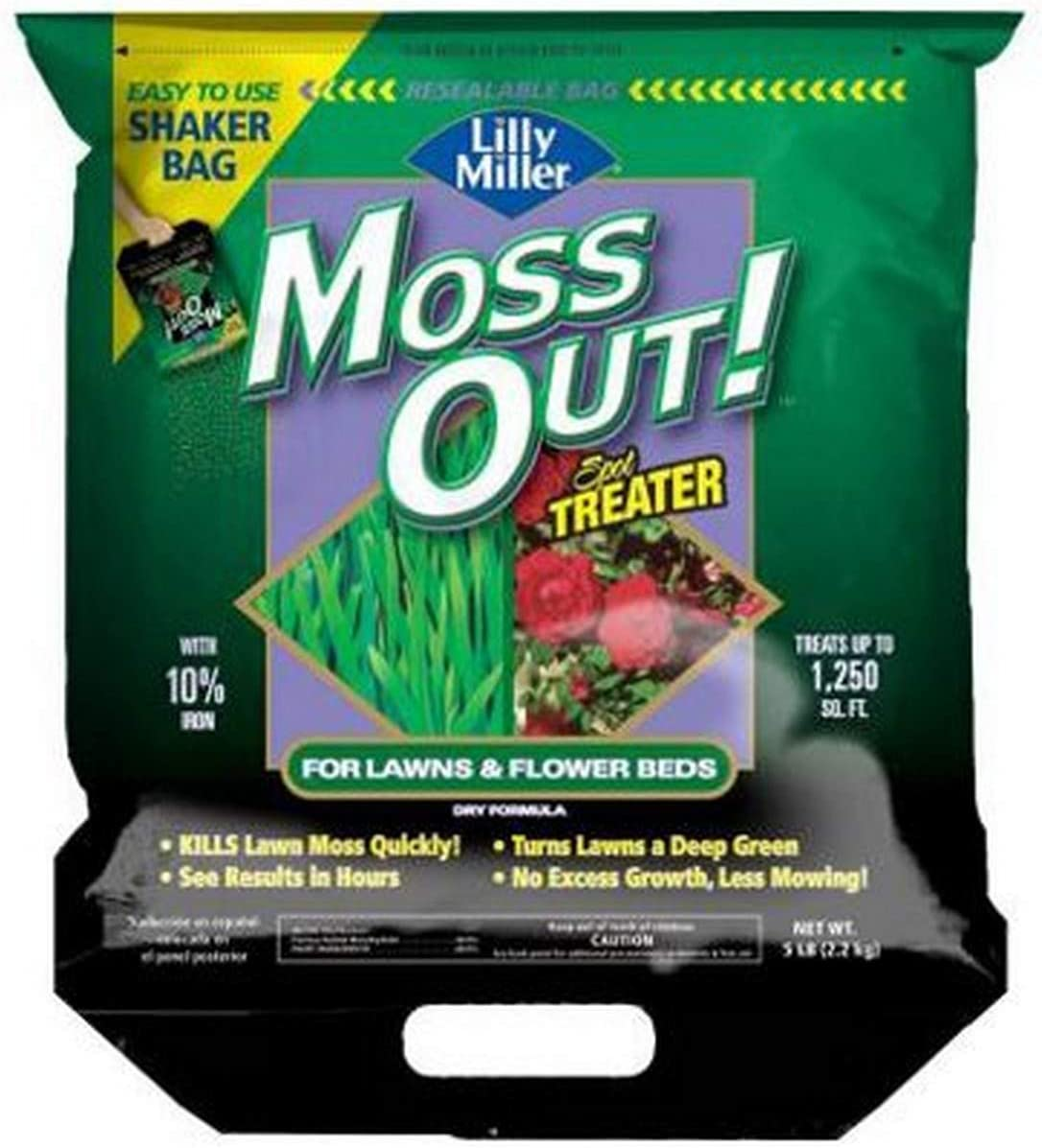 Lilly Miller Moss Out Spot Treater 5lb