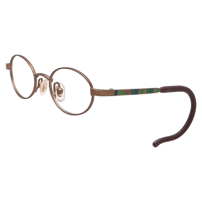 15b98fed84e5 Amazon.com  DILLI DALLI Eyeglasses SPROUT Brown  Clothing