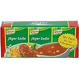 Salsa Knorr salsa de Hunter (Jäger salsa), paquete de 3 - 3 x