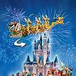 Bradford Exchange The Disney Tabletop Christmas Tree: The Wonderful World Of Disney