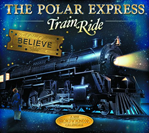 2018 Polar Express Rail Events Calendar - Special Edition