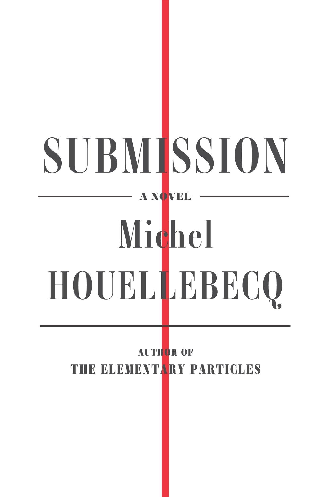 amazon com submission a novel 9780374271572 michel