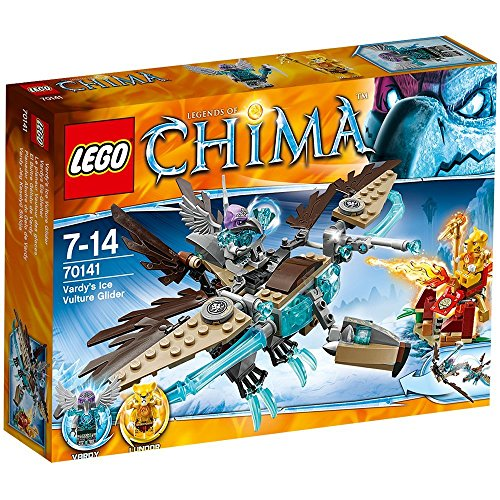 LEGO Legends of Chima 70141: Vardy's Ice Vulture Glider