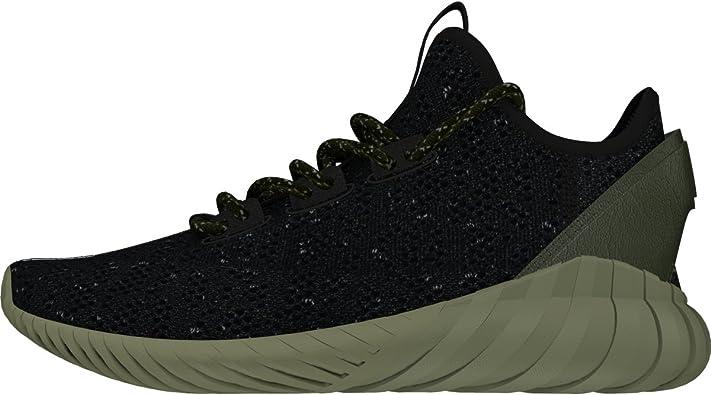 adidas tubular doom sock primeknit core black