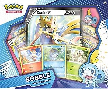 Pokémon POK80476-6 TCG: Galar Collection (uno al azar), colores ...