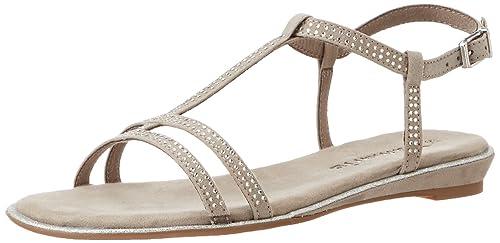 Tamaris Damen 28101 T Spange: Schuhe & Handtaschen