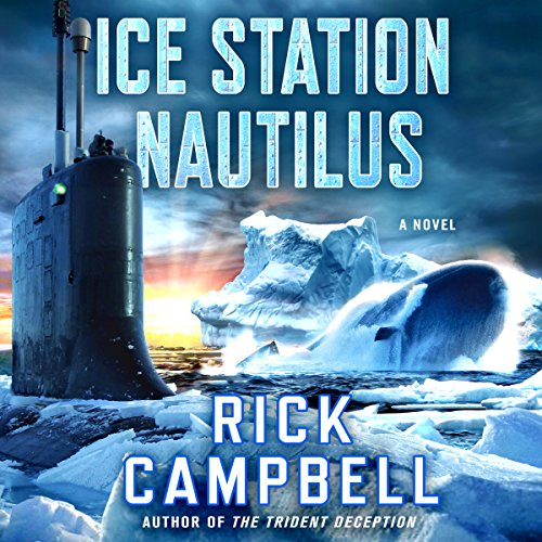 Ice Station Nautilus: A Novel Audiobook [Free Download by Trial] thumbnail