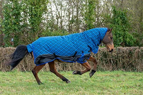 GALLOP TROJAN COMBO TURNOUT RUG 350 GRAM ALL SIZES