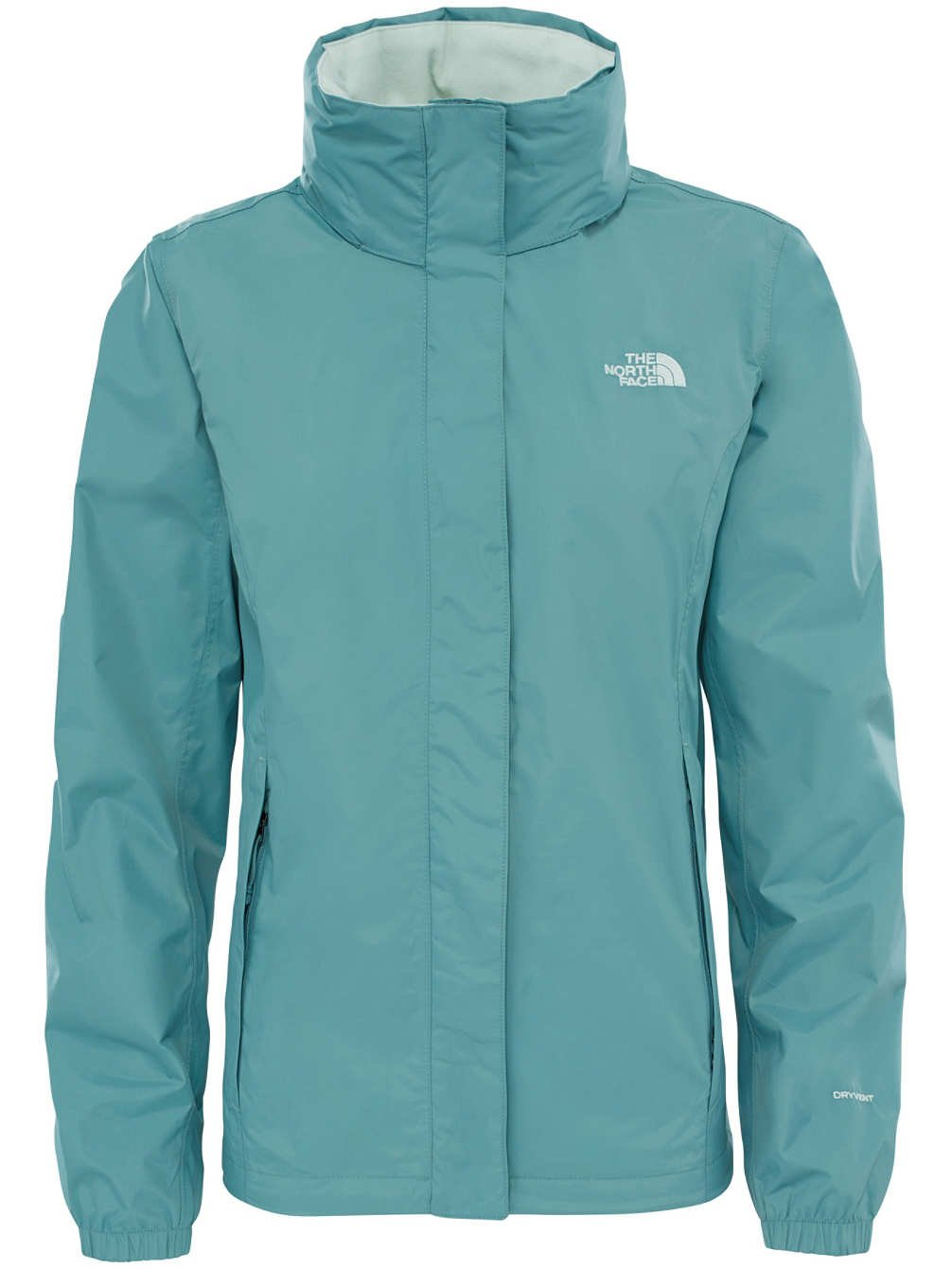 The North Face Resolve 2 Jacket (X-Small, Trellis Green)