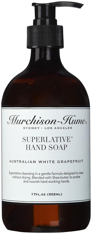 Amazon.com: Murchison Hume Superlative Hand Soap (Australian White  Grapefruit), 17.9 Ounces: Health U0026 Personal Care