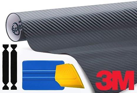 Amazon.com: 3M 1080 - Rollo de vinilo de liberación de aire ...