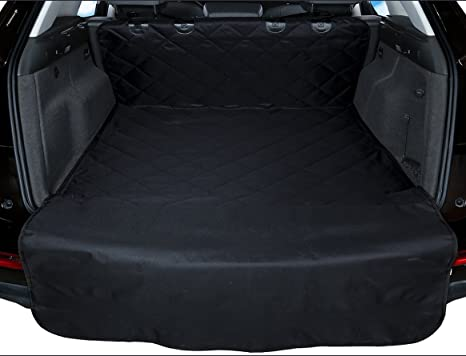ALFHEIM Dog Seat Covers Pet Cover With Nonslip Backing And Anchors For Secure Fit